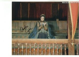 Christina Cole from The Shakespeare  Signed 10 x 8 Photograph